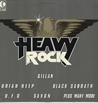 VARIOUS ARTISTS (GENERAL) Heavy Rock album cover