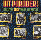 VARIOUS ARTISTS (GENERAL) Hit Parader Salutes 20 Years Of Metal album cover