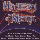 VARIOUS ARTISTS (GENERAL) Masters Of Metal (US) album cover