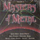 VARIOUS ARTISTS (GENERAL) Masters Of Metal Volume 2 album cover