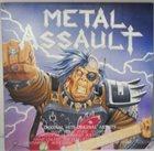 VARIOUS ARTISTS (GENERAL) Metal Assault album cover
