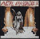 VARIOUS ARTISTS (GENERAL) Metal Massacre V album cover
