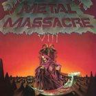 VARIOUS ARTISTS (GENERAL) Metal Massacre VIII album cover