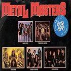 VARIOUS ARTISTS (GENERAL) Metal Masters album cover