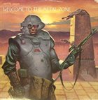 VARIOUS ARTISTS (GENERAL) MFN Says Welcome To The Metal Zone album cover