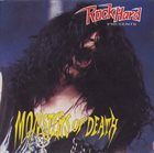 VARIOUS ARTISTS (GENERAL) Rock Hard Presents Monsters Of Death album cover
