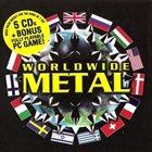 VARIOUS ARTISTS (GENERAL) Worldwide Metal album cover
