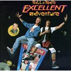 VARIOUS ARTISTS (SOUNDTRACKS) Bill & Ted's Excellent Adventure - Original Motion Picture Soundtrack album cover