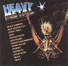 VARIOUS ARTISTS (SOUNDTRACKS) Heavy Metal - Music From The Motion Picture album cover