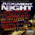 VARIOUS ARTISTS (SOUNDTRACKS) Judgment Night (Music From The Motion Picture) album cover