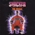 VARIOUS ARTISTS (SOUNDTRACKS) Wes Craven's Shocker (The Music) album cover