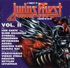 VARIOUS ARTISTS (TRIBUTE ALBUMS) A Tribute To Judas Priest: Legends Of Metal Vol. II album cover