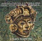 VARIOUS ARTISTS (TRIBUTE ALBUMS) Sepultural Feast: A Tribute To Sepultura album cover
