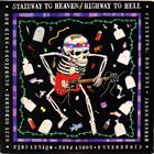 VARIOUS ARTISTS (TRIBUTE ALBUMS) Stairway To Heaven / Highway To Hell album cover