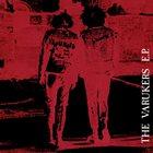 THE VARUKERS The Varukers E.P. album cover