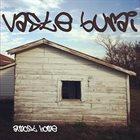 VASTE BURAI Almost Home album cover