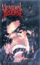 VENERAL DISEASE A Life in Hate album cover
