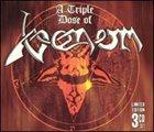 VENOM A Triple Dose of Venom album cover