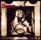 VENOM Buried Alive album cover