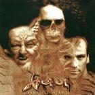 VENOM Cast in Stone album cover