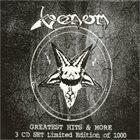 VENOM Greatest Hits & More album cover