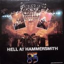 VENOM Hell at Hammersmith album cover