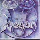 VENOM Here Lies Venom album cover