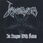 VENOM In League With Satan album cover