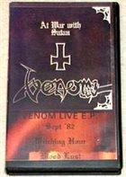 VENOM Live E.P. album cover