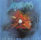 VENOM Temples of Ice album cover