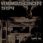 VENOMOUS CONCEPT Making Friends Vol.1 album cover