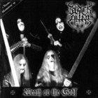 VESANIA Wrath ov the Gods/Moonastray album cover