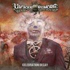 VICIOUS RUMORS — Celebration Decay album cover