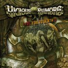 VICIOUS RUMORS Live You To Death 2 – American Punishment album cover