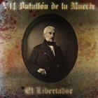 VII BATALLÓN DE LA MUERTE El libertador album cover