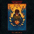 VII GATES Fire, Walk With Me album cover