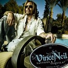 VINCE NEIL Tatooes & Tequila album cover