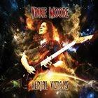 VINNIE MOORE Aerial Visions album cover