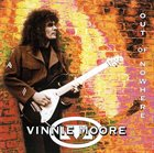 VINNIE MOORE Out Of Nowhere album cover