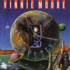 VINNIE MOORE Time Odyssey album cover