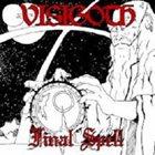 VISIGOTH Final Spell album cover