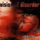 VISION OF DISORDER Imprint album cover