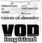 VISION OF DISORDER Long Island album cover