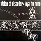 VISION OF DISORDER Split Atom album cover