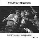 VISION OF DISORDER Vision Of Disorder / Minor League / Wrongside album cover