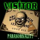 VISITOR Paranormality album cover