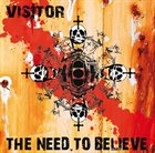 VISITOR The Need to Believe album cover