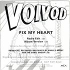 VOIVOD Fix My Heart album cover