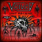 VOIVOD Lost Machine - Live album cover