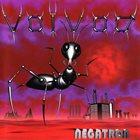 VOIVOD Negatron album cover